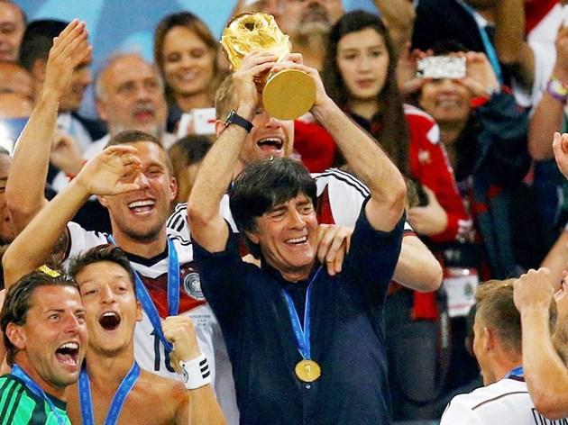 След триумфа на Световното през 2014-а, Германия не може да се похвали със сериозни успехи на голям форум