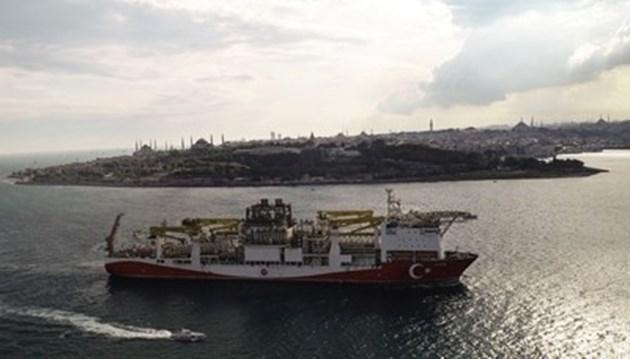 Турция добива газ в Черно море, инвестира 111 млн. долара