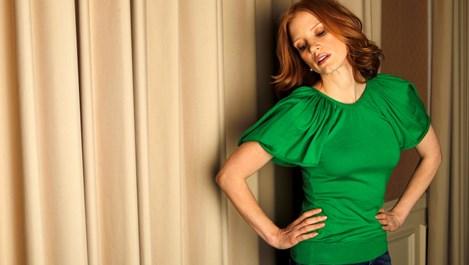 Джесика Частин: Майка ми не вярваше, че съм актриса