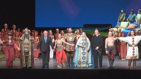 Грандиозен успех на Софийската опера в Токио (снимки)