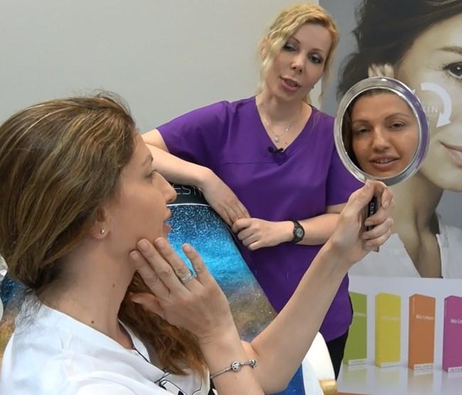 Мисис България 2018 World Яна Средкова не крие, че благодарение на Belotero Revive поддържа кожата си по-сияеща и еластична