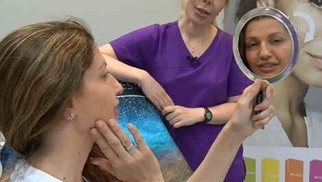 Цялостен план за подмладяване на лицето с подарък филър