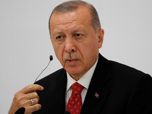 Ердоган се среща с гръцкия премиер Мицотакис в Ню Йорк
