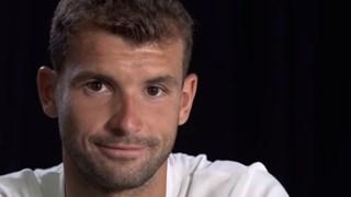 Григор Димитров е най-красивият тенисист (Видео)