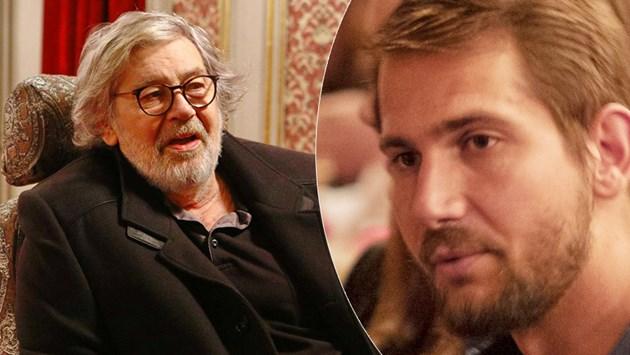 Синът на Стефан Данаилов: Татко, не се давай!