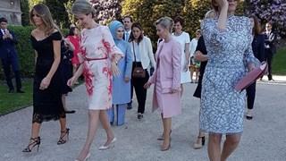 Десислава Радева за срещата си с Мелания Тръмп: Беше един много особен ден