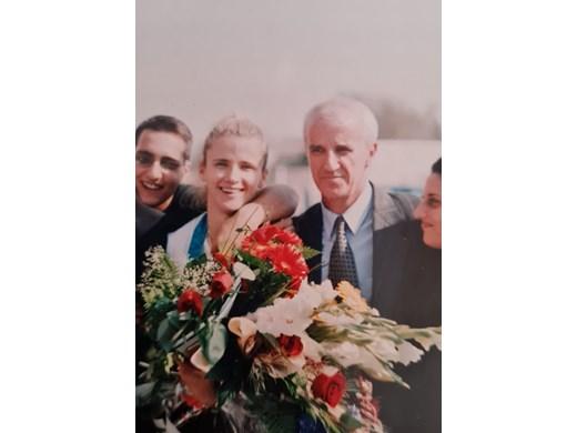 Отиде си Мончо Маринов – рекордьор на 800 м и баща на Тереза Маринова