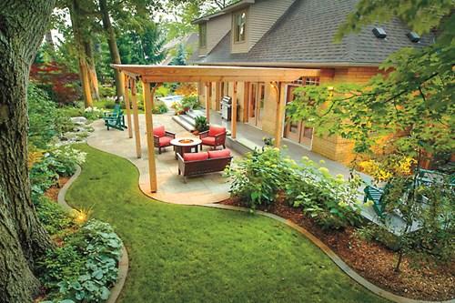 Изберете своя градински стил