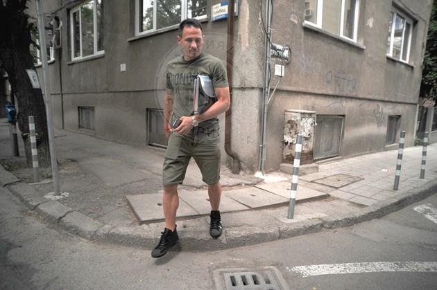 Живко Миланов в болница