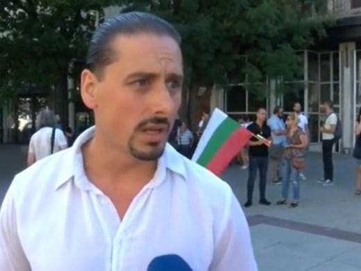 Зам.-областен протестирал срещу Кацаров заради жена си