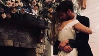 Майли Сайръс и Лиъм Хемсуърт си признаха, че са се оженили (Снимки)