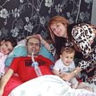 Баща лежи прикован 24 часа без глас