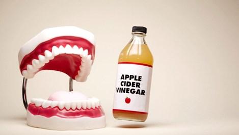 Една лъжица ябълков оцет на ден елиминира тези здравословни проблеми