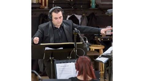 Георги Стрезов - композиторът, когото харесват и в Холивуд