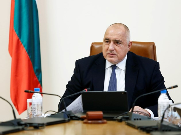 Бойко Борисов СНИМКА: Правителствена информационна служба