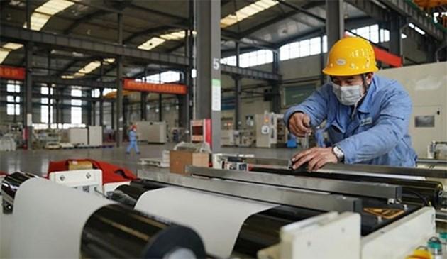 Над 98% от основните индустриални предприятия в Китай са възобновили дейност