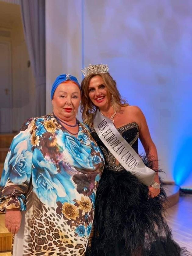 Победителката с Меги Савова
