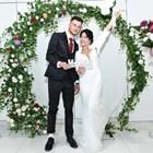 Певицата Клавдия с тайна сватба с албанец