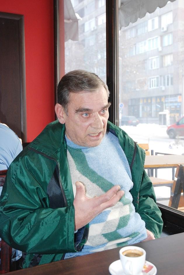 Почина откривателят на Бербатов