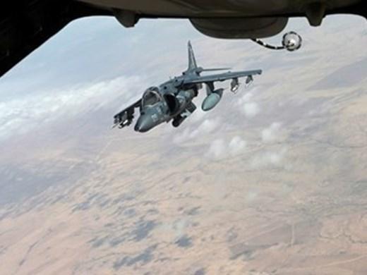 САЩ удариха проирански милиции в Сирия