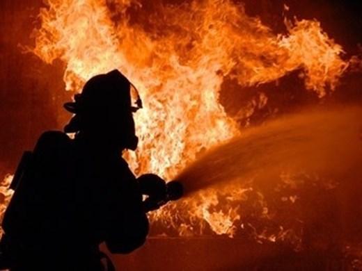 Турски актьор се включи в борбата с пожарите