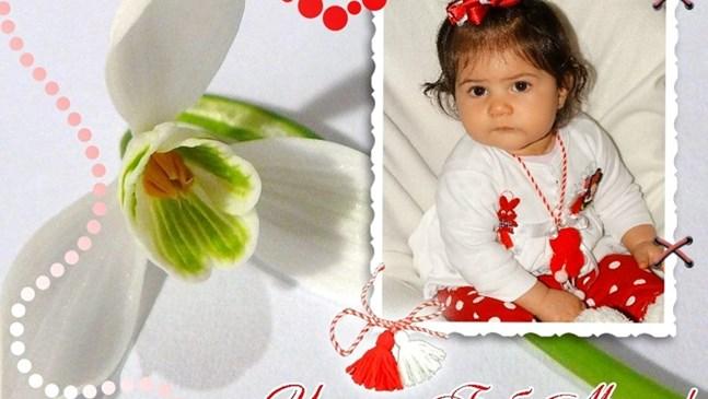 """Фотоконкурс """"Моята първа мартеничка"""": Изпратете снимка на своето дете, а ние ще я публикуваме"""