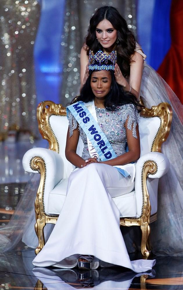 """Красавица от Ямайка грабна титлата """"Мис Свят"""" 2019"""