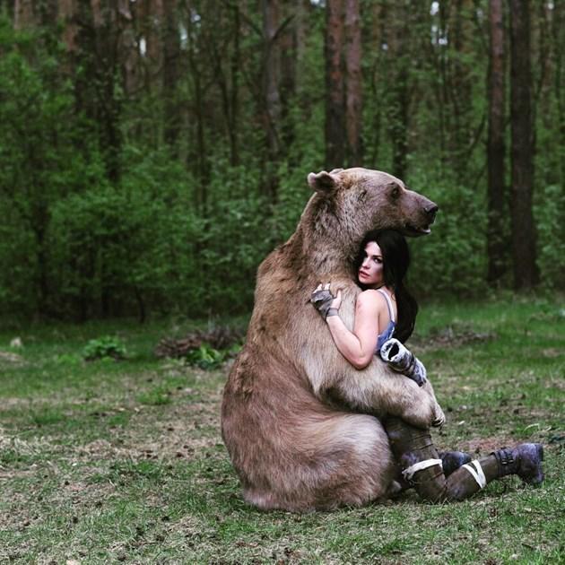 Мечките се връщат в Чернобил