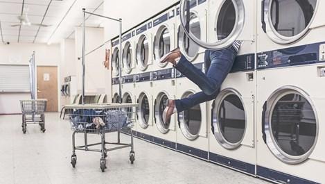 Как да разкараме лошата миризма от пералнята