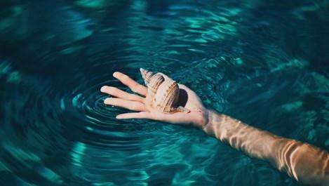 Водата има силата да лекува, ако мислим правилно