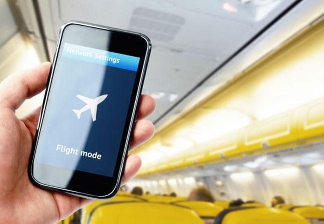 Смартфонът ще се зареди за двойно по-кратко време, ако го поставите в авиорежим.