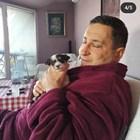 Тончо взе куче на внуците