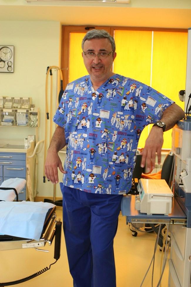 д-р Стани Кръстев, снимка: Александър Ашминов