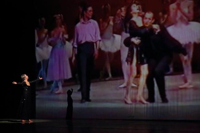 На 3 февруари 2019 г. вечерта в Софийската опера бе прожектиран филм портрет, посветен на Красимира Колдамова. Балерината гледа отблизо с огромно вълнение видеокадри от честването на нейната 70-годишнина преди 10 години.