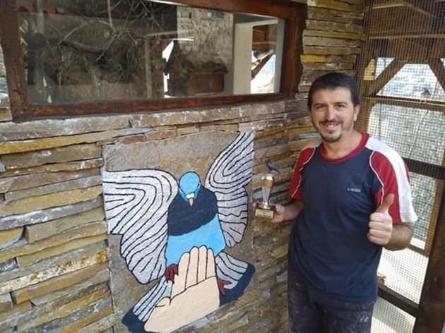 Глухоням твори дворци за гълъби