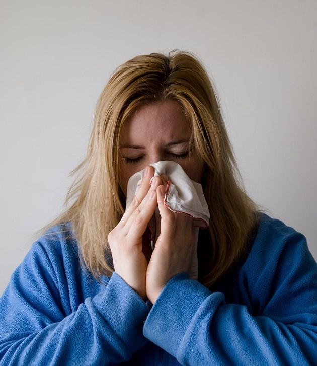 Вирусите оцеляват по-дълго при ниски температури