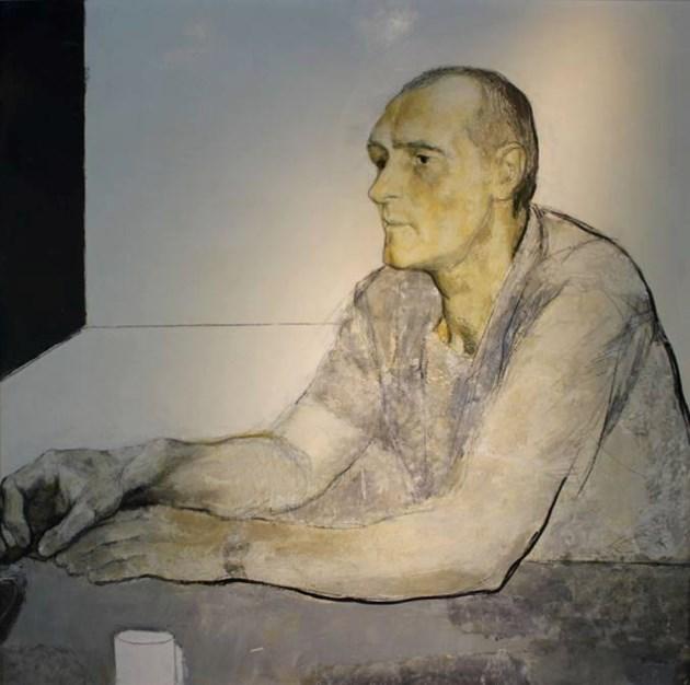 Светлин Русев рисувал Васил Божков