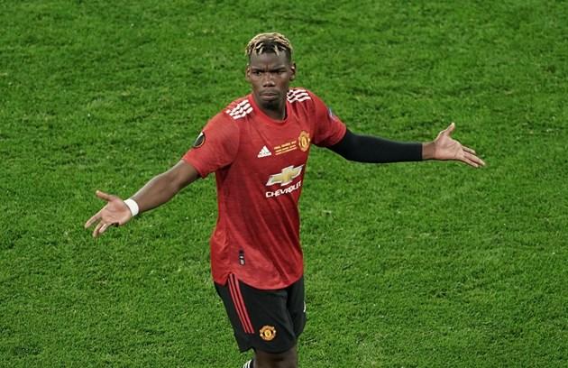 """Пол Погба има договор за още един сезон с """"Юнайтед"""", но може да напусне още това лято"""