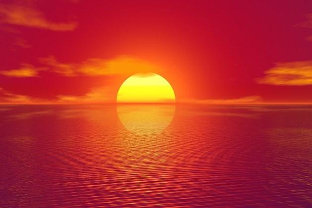 Слънцето издава звуци, наподобяващи пеене