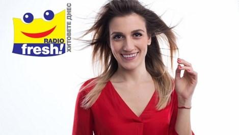 """Румънската звезда Faydee ще гостува в  """"Абсолютно FRESH!"""" по Radio FRESH"""