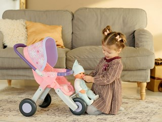 Защо куклата е толкова важна за развитието на детето