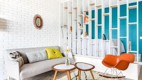 Идеи за разделяне на малкото жилище (галерия)