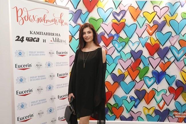 """Великолепната актриса Лора Христова призна, че след като е изчела историите на нашите """"Вдъхновителки"""", не е могла да мигне цяла нощ"""