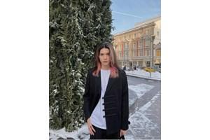Кристиан Костов пред Болшой театър в най-студения ден в Москва