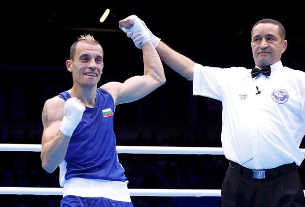Боксьорът Детелин Далаклиев: Съдиите правят каквото си искат