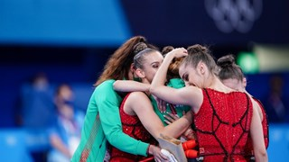 Гордост! Българските диамантени момичета пишат история на олимпийския връх