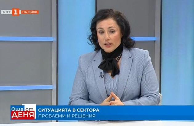 Танева на въпрос дали ще води листата на ГЕРБ в Сливен: Чакаме решението