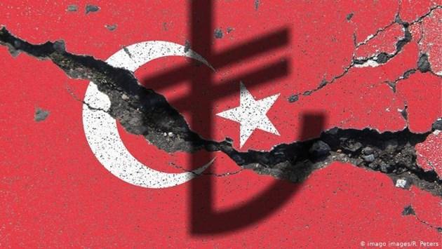 Катастрофа за турската икономика, Ердоган е бесен