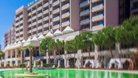 Строги мерки за защита здравето на туристите прилагат в хотел Barcelo Royal Beach на Слънчев Бряг