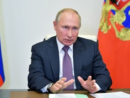 Путин разпореди идната седмица да започне мащабна ваксинация
